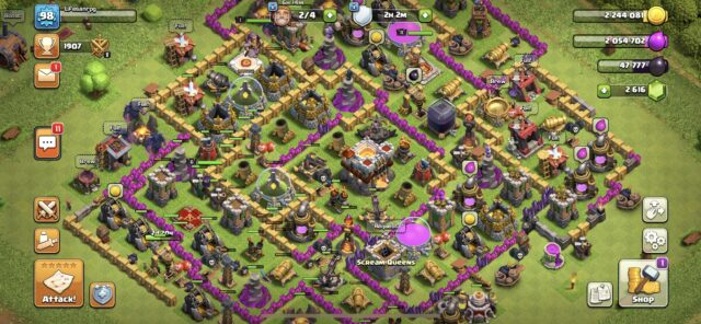 xin-nick-clash-of-clans