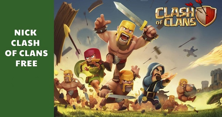 xin-nick-clash-of-clans-free