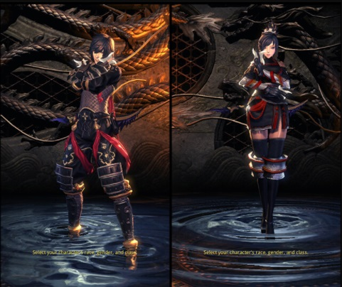 gioi-thieu-cac-class-trong-blade-and-soul